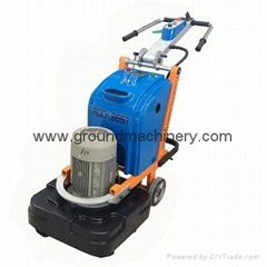 high efficiency big power concrete grinding machine