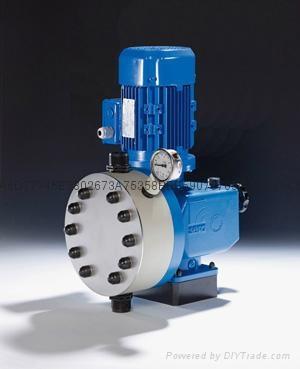 Sera電磁隔膜泵 3