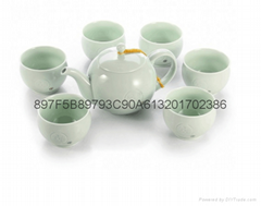 西安茶具西安陶瓷茶具批發