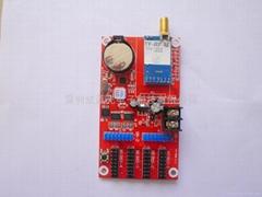 RF wireless control card