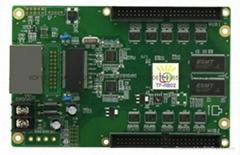 LED字幕機電視牆控卡