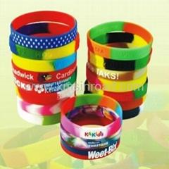 Embossed Bracelets and Bangles