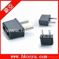 EU Plug Adaptor(Φ 4.0 mm) (9620)