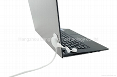 Showhi Anti-theft Display Cable Senor for phone tablet laptop C5550+