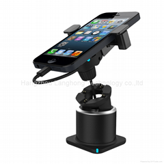 Showhi Anti-theft Display Retractable Sensor Stand for cellphone