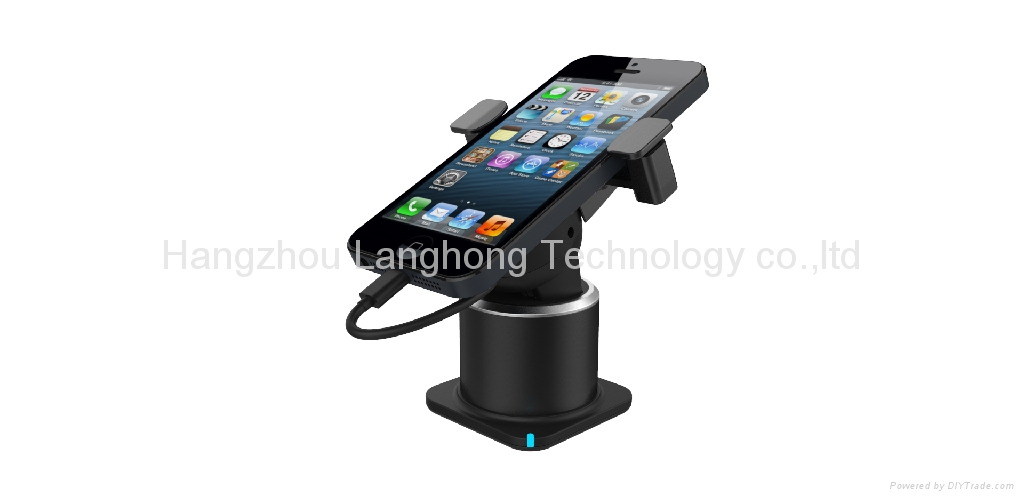 Showhi Anti-theft Display Retractable Sensor Stand for cellphone 3