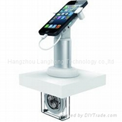 Showhi Security Display Sensor Stand with recoiler for cellphone