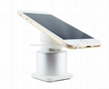 Showhi anti theft alarm and charge cell phone retail display stand HSR8502
