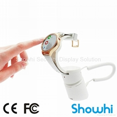 Showhi WATCH display security stand in shop HSE73