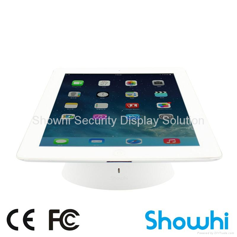 Showhi Security Tablet Display Stand for exhibition H7150v2