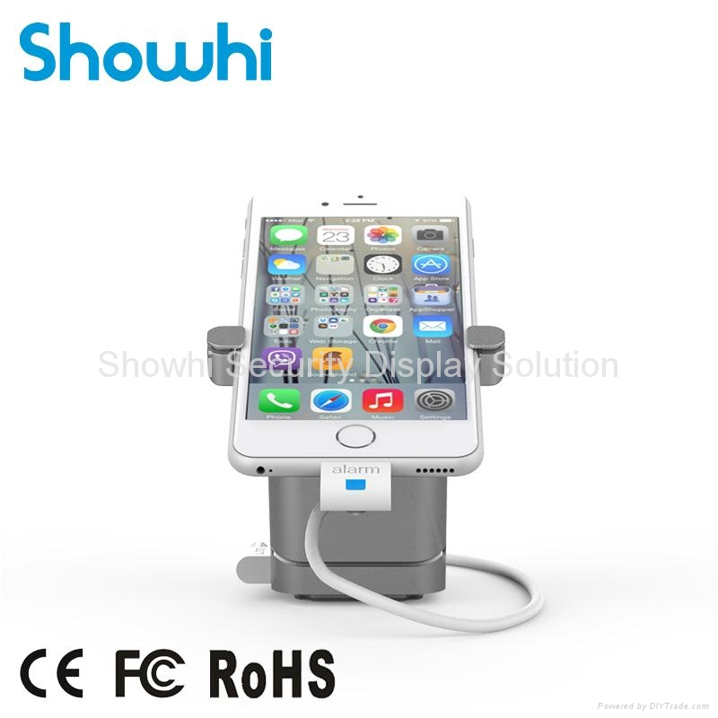 New all in one angled phone display security stand for retail shop MAX 3