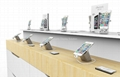 New all in one vertical phone display security stand with acrylic stand MAX 2
