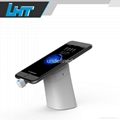 Retractable phone display anti theft stand for exhibitions BOX