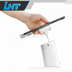 Retractable phone display anti theft stand for exhibitions BOX (Hot Product - 1*)