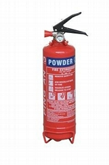 1KG POWDER PORTABLE FIRE EXTINGUISHER