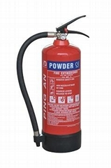 4KG POWDER FIRE EXTINGUISHER