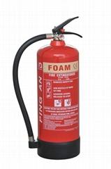 6L Foam Portable Fire Extinguisher