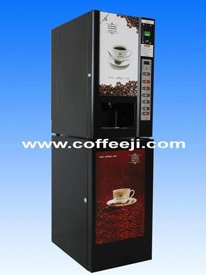 自动投币咖啡机 2