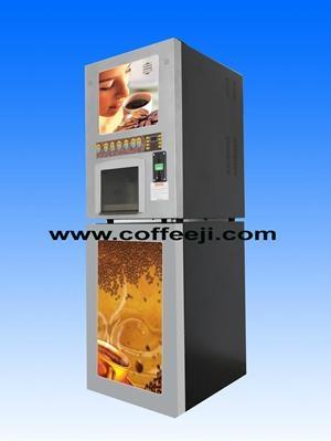 自动投币饮料机 1