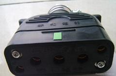 泰和电器30A250V丰田力至优小松叉车充电插头