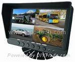 Car rear view TFT LCD monitor