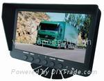 Car rear view TFT LCD monitor 1