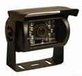 Car rear view CCD camera