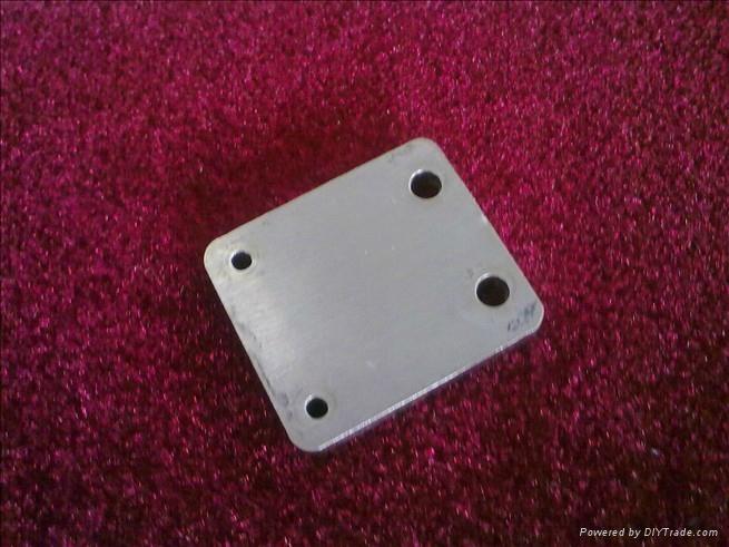 家用機械配件激光切割不鏽鋼五金制品 2