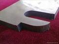 激光切割加工中厚鋼板長安汽車 2