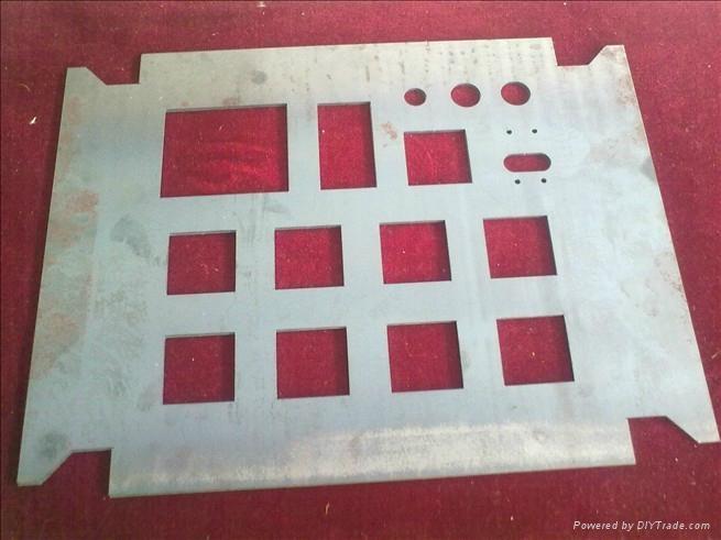 供應東莞激光切割鍍鋅板 1
