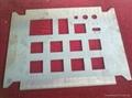 供应东莞激光切割镀锌板