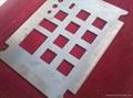 供應東莞激光切割鍍鋅板 2