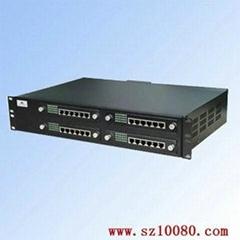 OM200-IPPBX分布式IP集團電話組網