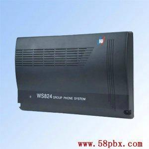 供應國威集團電話WS824(10D)增強型 1