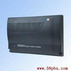 供应国威集团电话WS824(10D)增强型