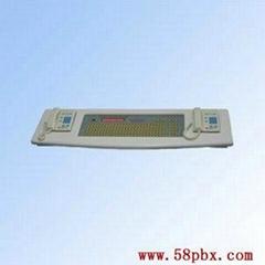 64鍵話務台DW1000數字程控調度系統