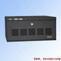 供應威譜交換機TDMx-2000B集團電話系統