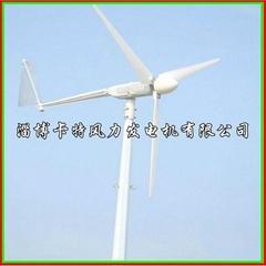 风力发电机2000w小型家用风力发电机价格