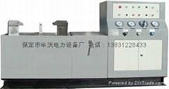 SYTA100-32型安全阀密闭测试台