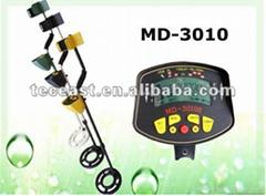 Long range gold metal detector MD-3010ii