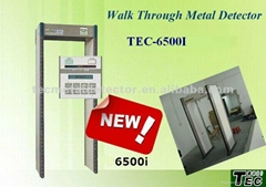 hot sell! high quality walk through metal detector PD 6500I
