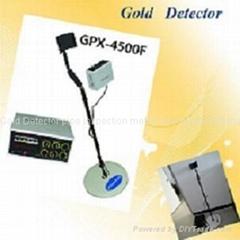Deep search gold detector machine GPX4500F