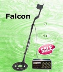gold and si  er metal detectors Falcon