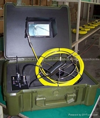 cctv pipe inspection camera system camera TEC-Z710DM