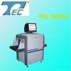 X-ray Scanner Machine For Luggage Inspection TEC-5030C