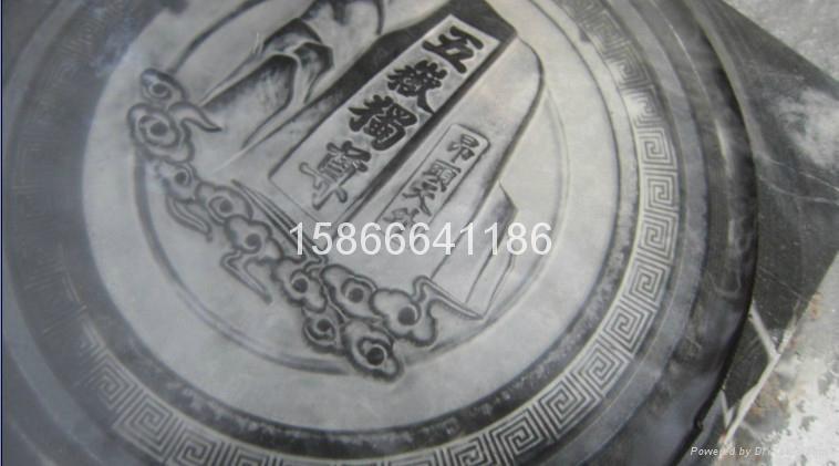泰山玉礼品玉盘 2