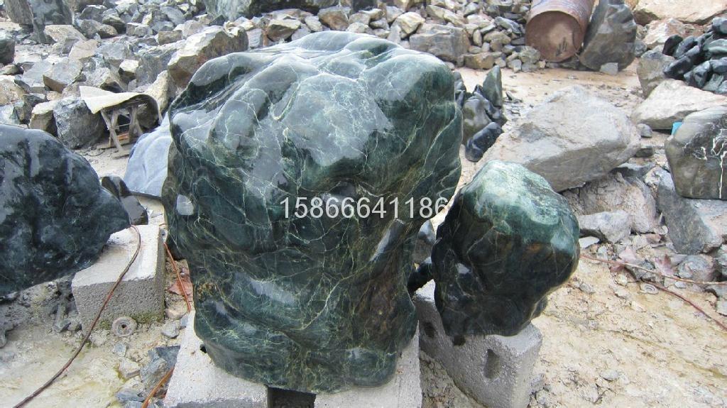 泰山玉原石