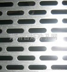 沖孔網鍍鋅沖孔網