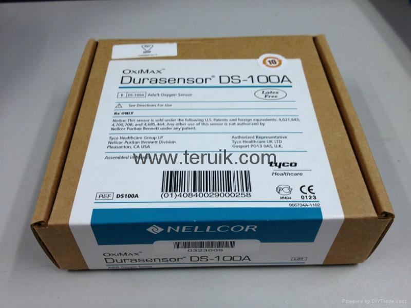 Nellcor原裝DS-100A成人指夾血氧探頭 2
