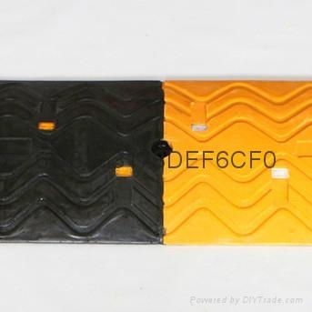 厂家供应高强橡胶减速带 1